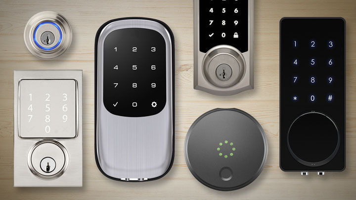 The Top 5 Best Electronic Door Locks For Your Home