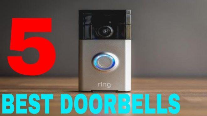 The Top 5 Best Smart Doorbells For Your Home
