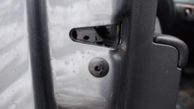 Car Door Lock Stuck In Lock Position. What do I do?