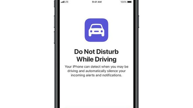 Is There a Need for Apple to Block its Devices When Their Owners Drive?