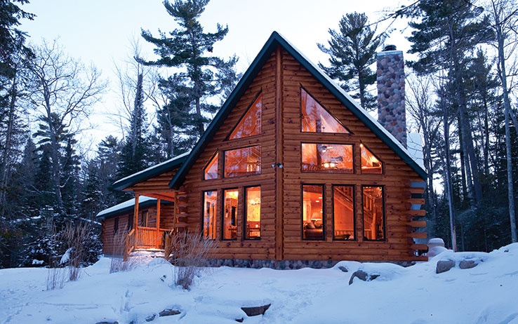 Remote Cabin Security: 5 Tips to Keep You Safe During Winter Vacation